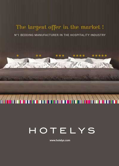 Hotel Bedding by Hotelys