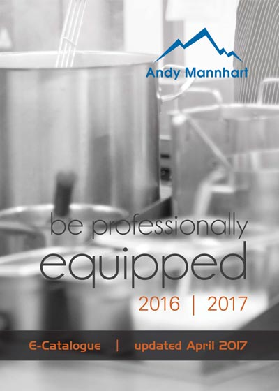 Cooking, Dining and Bar Equpment by Andy Mannhart
