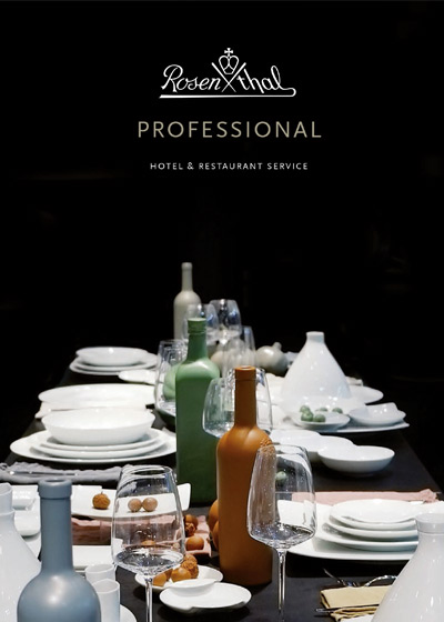 Rosenthal Porcelain for Hotel and Restaurant